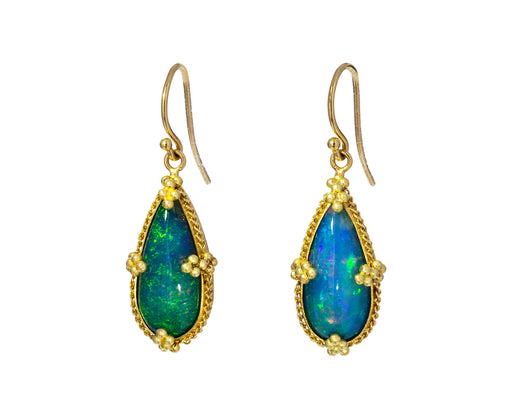 Ethiopian Opal Earrings - TWISTonline