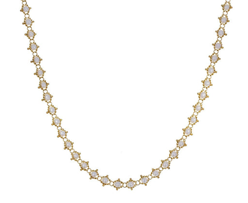 Pearl Textile Necklace - TWISTonline