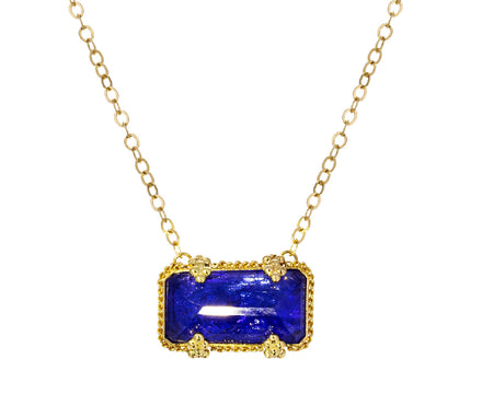 Tanzanite Pendant Necklace - TWISTonline
