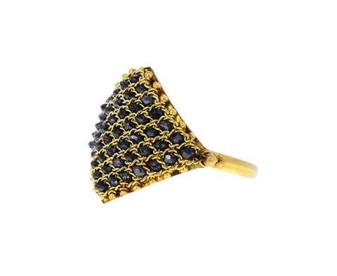 Black Diamond Textile Ring
