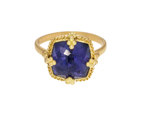 Tanzanite Ring - TWISTonline