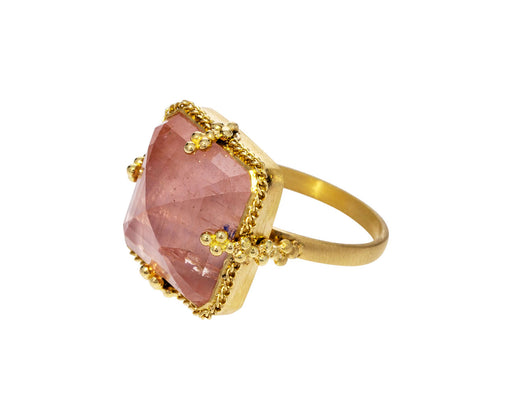 Morganite Ring - TWISTonline