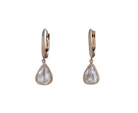 White Diamond Gwyneth Earrings