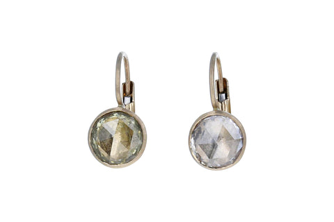 Champagne Diamond Gwyneth Earrings