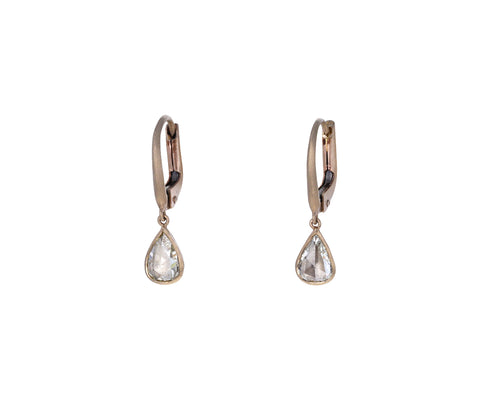 Diamond Gwyneth Momo Earrings