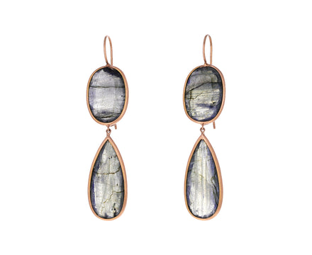 Labradorite Varela Earrings