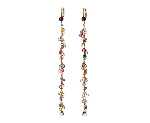 Multi-Sapphire Waterlight Earrings zoom 1_anaconda_gold_corundum_indian_waterlight_earring