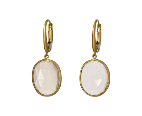 Moonstone Momo Earrings - TWISTonline