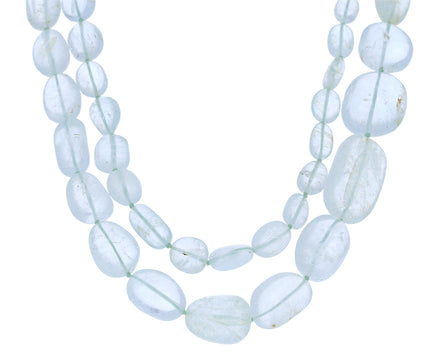 Aquamarine Avesh Necklace