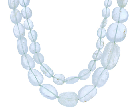Aquamarine Avesh Necklace - TWISTonline