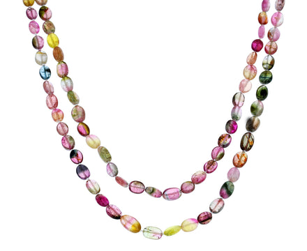 Tourmaline Piscis Necklace