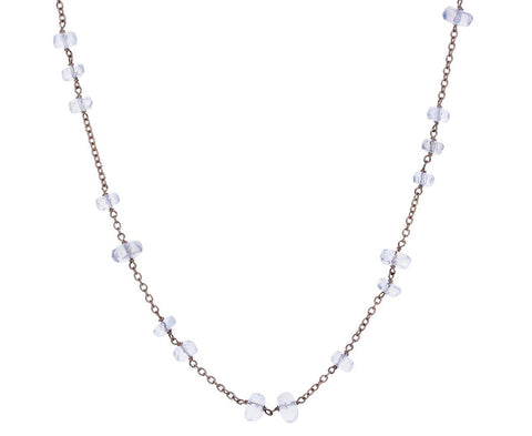 Moonstone Big Glitter Necklace zoom 1_anaconda_gold_moonstone_glitter_necklace