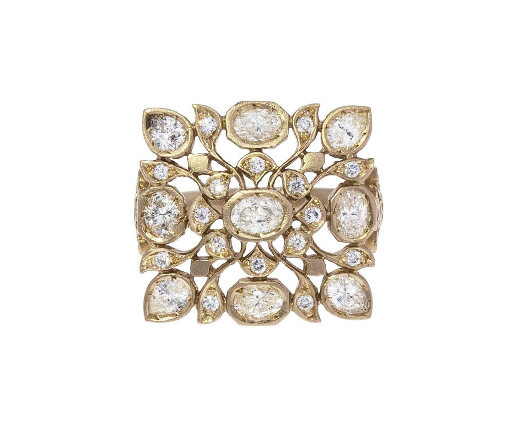 Diamond Avesh Ring - TWISTonline