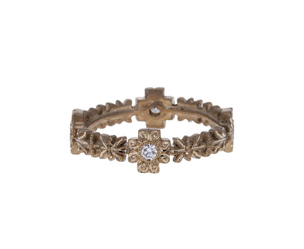 Diamond Isotta Ring