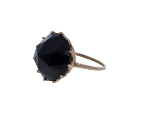 Onyx Millegriffe Ring
