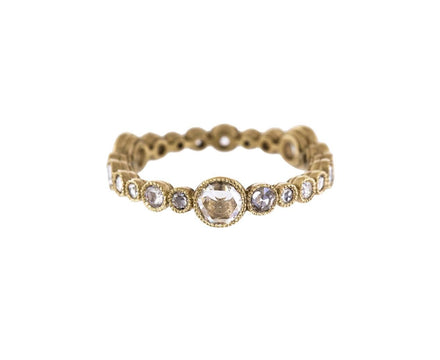 Rose Cut Diamond Chance Ring - TWISTonline