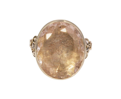 Pink Rutilated Quartz and Champagne Diamond Poseidone Ring zoom 1_anaconda_rutilated_quartz_diamond_poseidon_ring