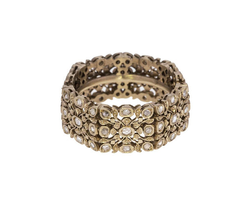 Avesh Rose Cut Diamond Band - TWISTonline