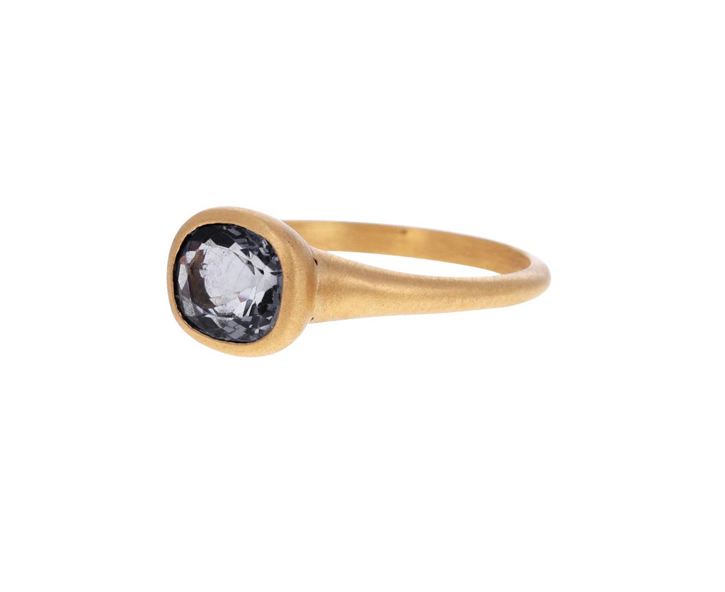 Blue Spinel Maisie Ring