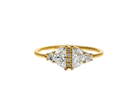 Moon Phase Diamond Solitaire - TWISTonline