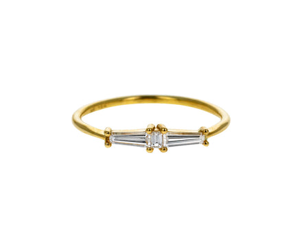 Tapered Diamond Ring - TWISTonline