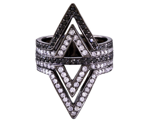 Extended Diamond Super Vice Ring - TWISTonline
