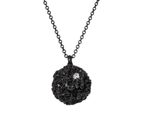 Chryseum Moon Pendant Necklace - TWISTonline