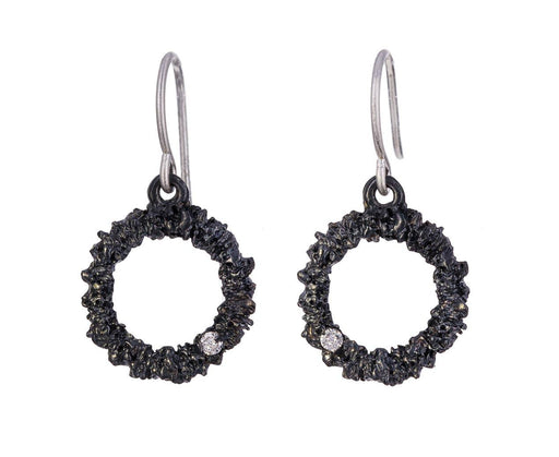 Chryseum Circle Earrings - TWISTonline