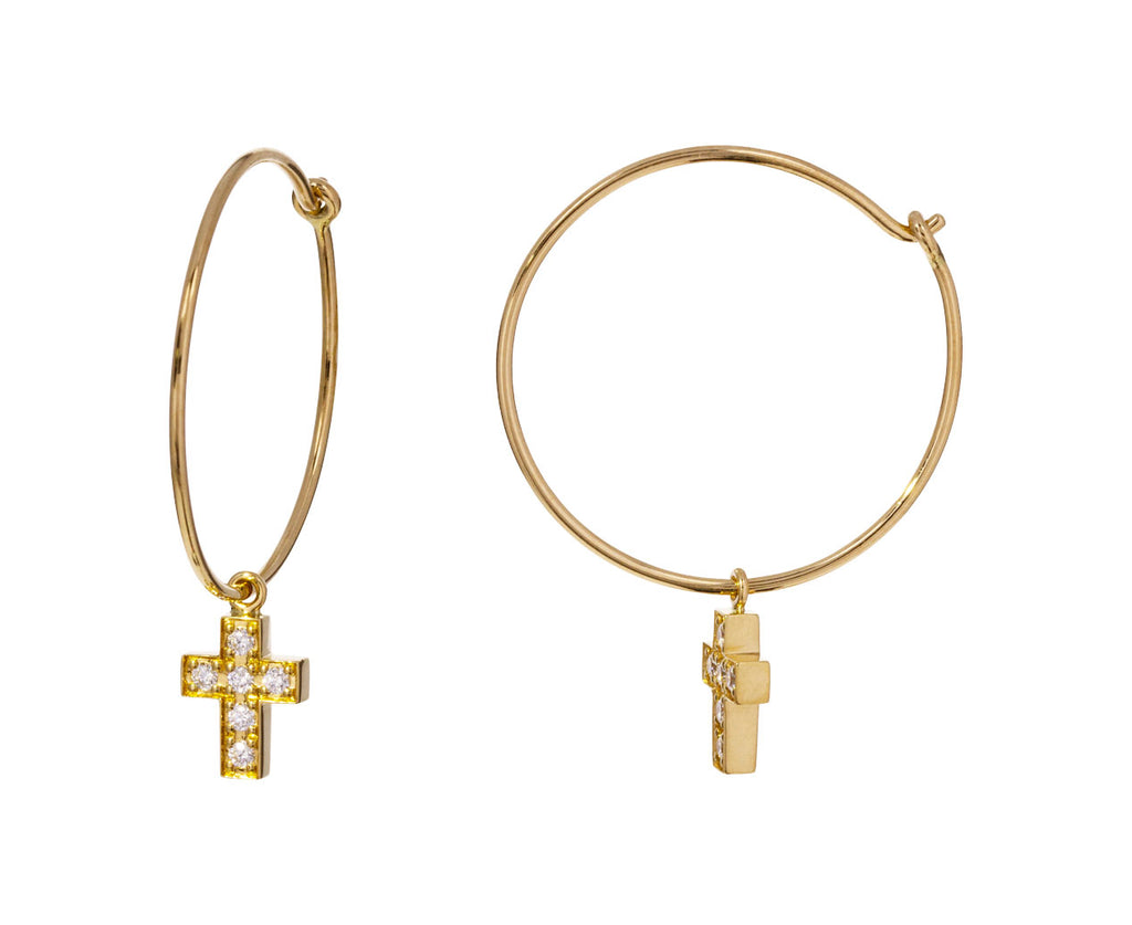 Giulietta Hoop Earrings