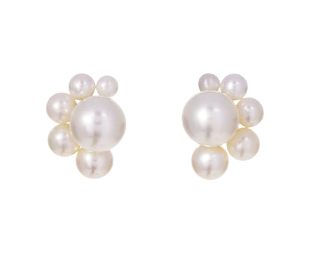 Federico Pearl Earrings - TWISTonline