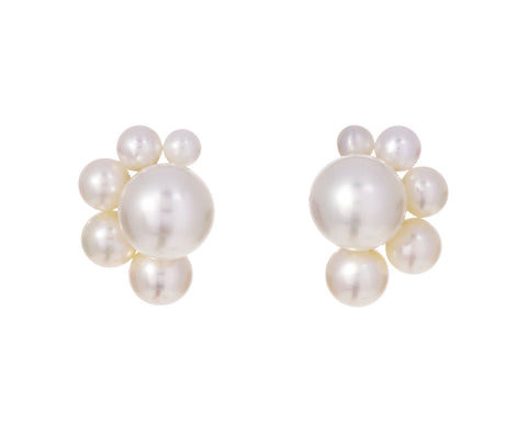 Federico Pearl Earrings
