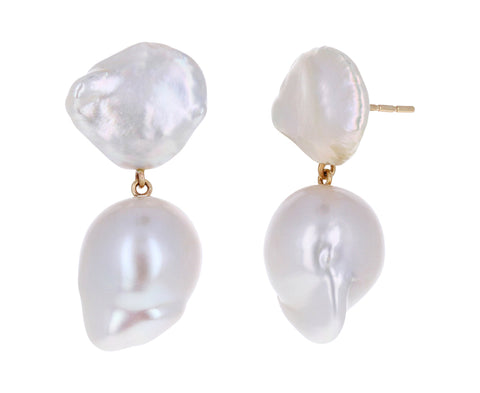 Pearl Sirene Venus Earrings
