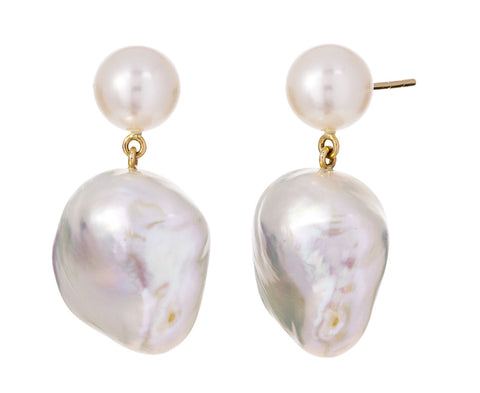 Venus Blanc Earrings