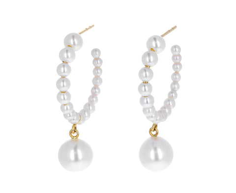 Boucle Marco Pearl Earrings