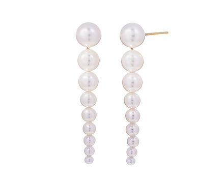 Sienna Pearl Earrings - TWISTonline