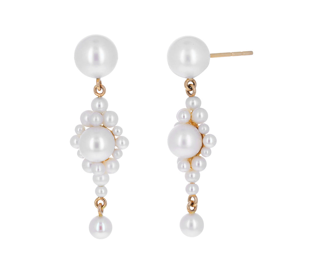 Freshwater Pearl Venezia Earrings