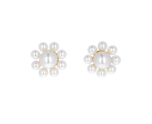 Margherita Pearl Earrings