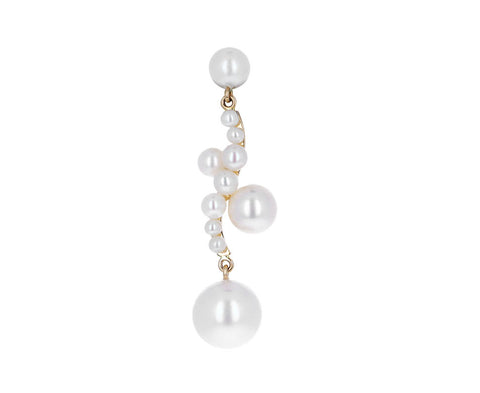 Ocean Pearl SINGLE Earring ONLY