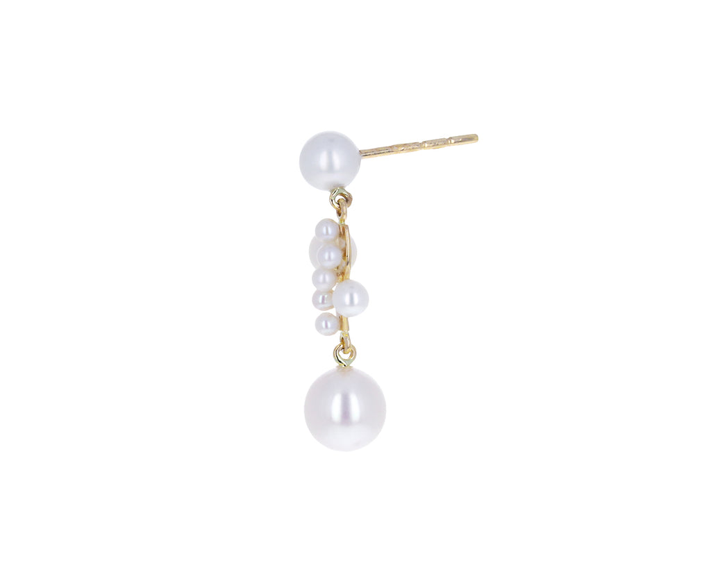 Petite Ocean Perle SINGLE Earring ONLY