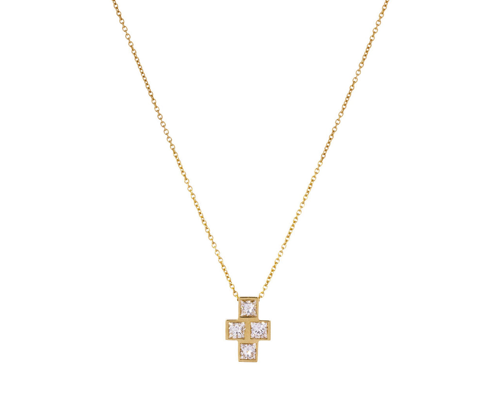 Diamond Masina Necklace