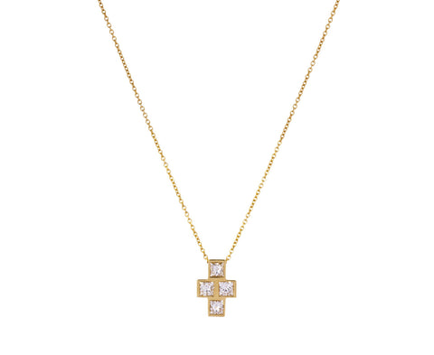 Diamond Masina Necklace - TWISTonline
