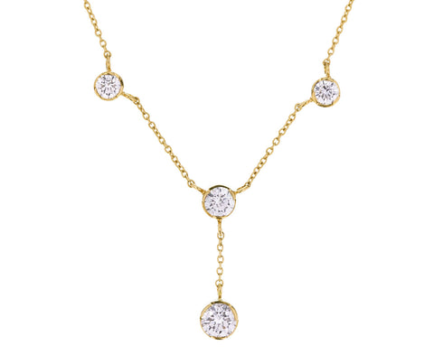 Diamond Roma Necklace - TWISTonline