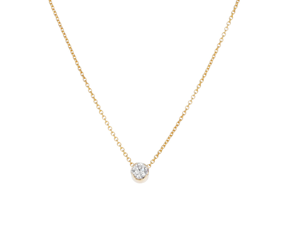 Diamant Simple Necklace