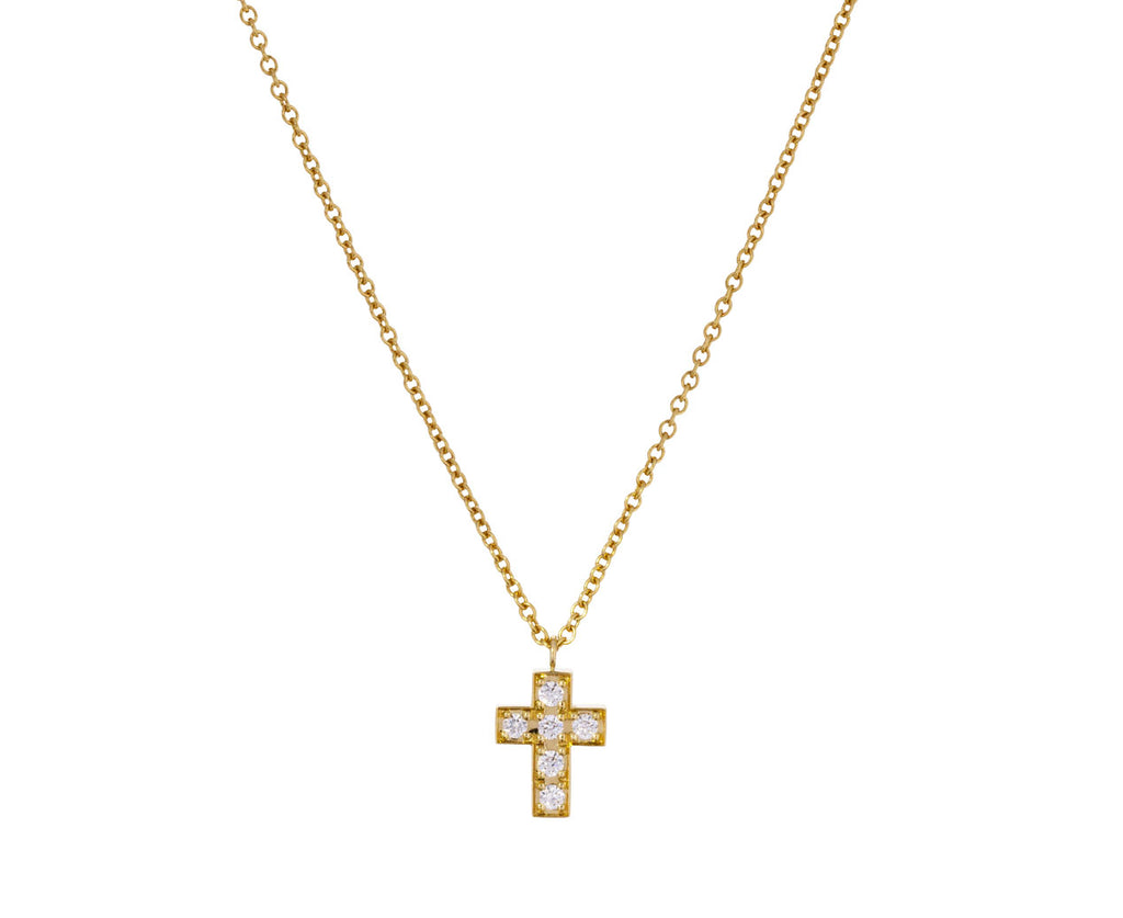 Gold and Diamond Giulietta Necklace