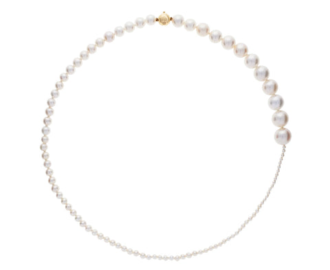Peggy Collier Pearl Necklace - TWISTonline