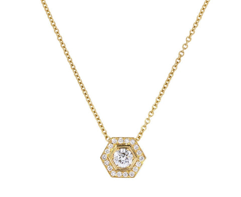 Diamond Cosimo Necklace - TWISTonline