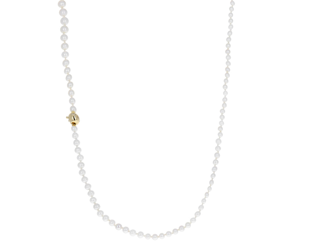 Petite Peggy Pearl Necklace