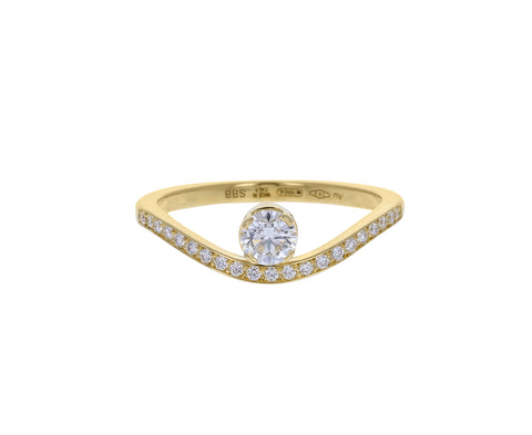Grace Grand Diamant Ring