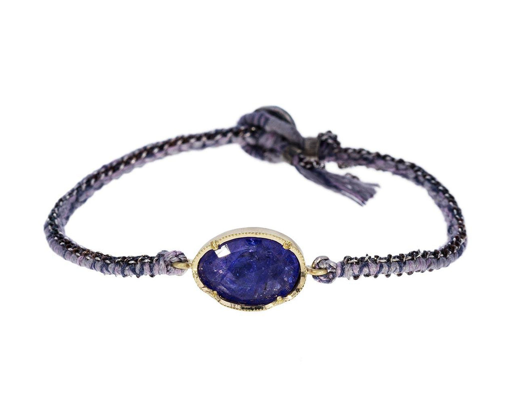 Tanzanite Orbit Bracelet - TWISTonline