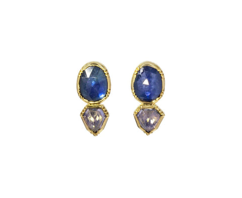 Sapphire Spinel Earrings zoom 1_brooke_gregson_gold_sapphire_spinel_geo_earrings